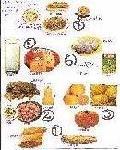 Alimentos Saludables en la hora de inglés